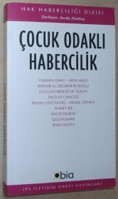 土耳其语原版书 Çocuk Odaklı Habercilik