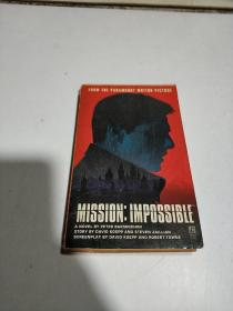 MISSION IMPOSSIBLE(英文)
