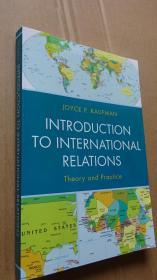 Introduction to International Relations  Joyce 正版