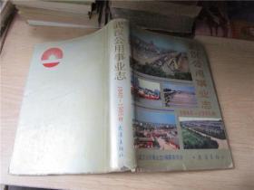 武汉公用事业志(1840-1985)