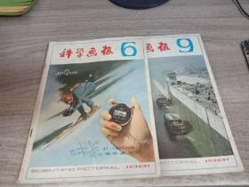 科学画报1981-6.9