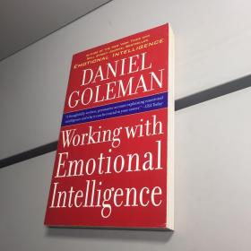 Working With Emotional Intelligence( 9780553378580) 英文原版 【正版现货 实图拍摄 看图下单】