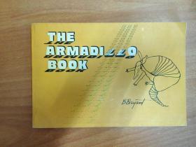The Armadillo Book 犰狳(32开本横开本 英文版漫画本)