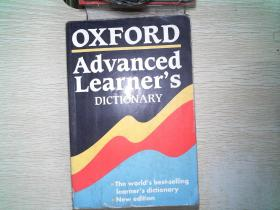 OXFORD Advanced Learners DICTIONARY..
