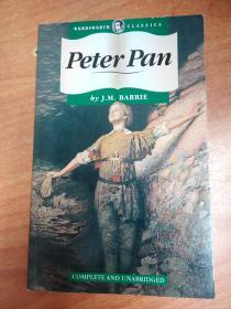 Peter Pan 彼得·潘 (英文版 全本)