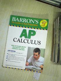 Barrons AP Calculus, 12th Edition(02)   ,.