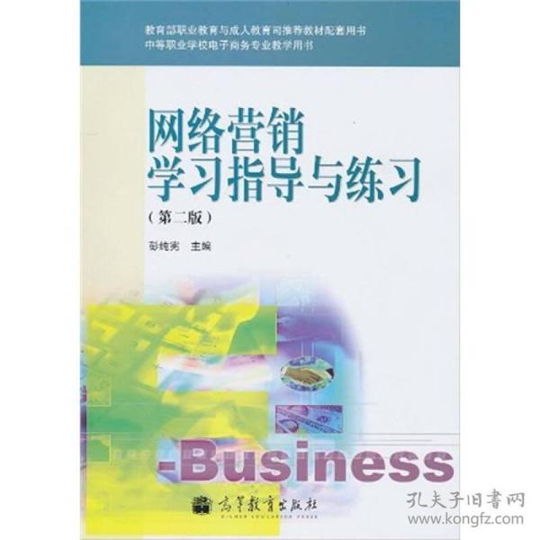 9787040304435网络营销学习指导与练习第二版 没盘