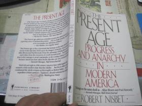 The Present Age Progress Adn Anarchy In Modern America
