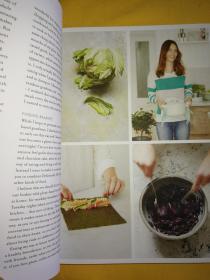 英文食谱大精装简单原版健康生活Deliciously干海蚌怎么做图片