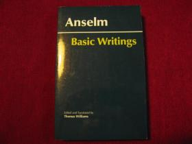 Anselm: Basic Writings