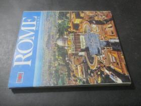 ROME IN COLOUR   罗马 画册  以图为准  16开