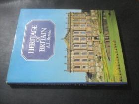 HERITAGE  OF  BRITAIN   英国遗产   16开精装