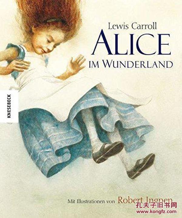 Alice im Wunderland 爱丽丝我的世界 带塑封