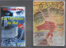 法语小说 Les Orphelins du Mal / Nicolas dEstienne dOrves