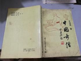 中国奇僧:中国佛教和僧人文化品格研究