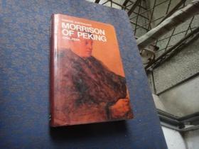 Morrison of Peking(精装护封完整)