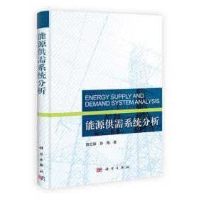 能源供需系统分析