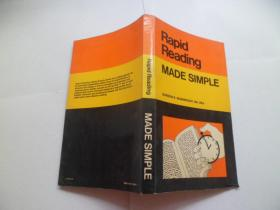 RAPID  READING MADE SIMPLE