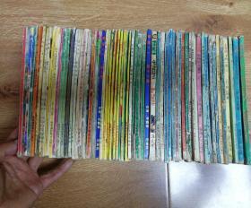 怀旧童书:七龙珠系列59册合售品相见图,配书,配书,配书,单买也可以,单册3元1册,书重5公斤〈此书售出不退不换〉