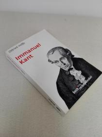 德文原版 Immanuel Kant 康德:生平、著作和影响