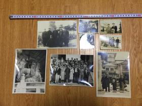五六十年代日本照片8张合售