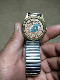 毛泽东一百周年 纪念电子手表!!!