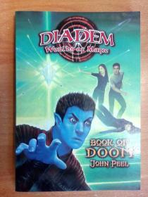 英文原版书:Book of Doom (Diadem Worlds of Magic #10)