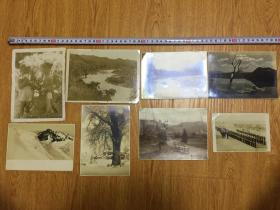 民国日本照片8张合售
