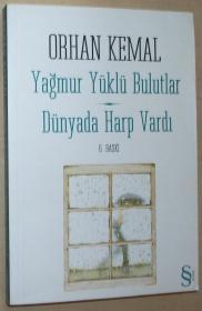 土耳其语原版书 Yağmur Yüklü Bulutlar - Dünyada Harp Vardı