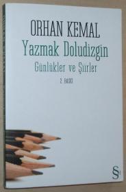 土耳其语原版书 Yazmak Doludizgin