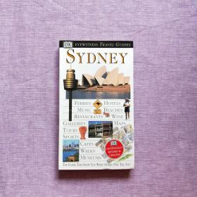 【DK】 EYEWITNESS TRAVEL GUIDES  SYDNEY