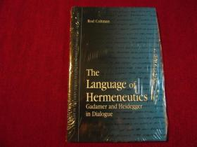 The Language of Hermeneutics: Gadamer and Heidegger in Dialogue