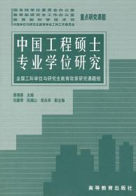 中国工程硕士专业学位研究