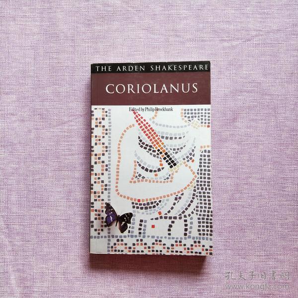 THE ARDEN SHAKESPEARE  CORIOLANUS
