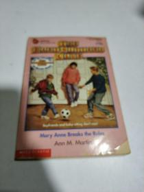 THE BABY SITTERS CLUB(英文)品相不好