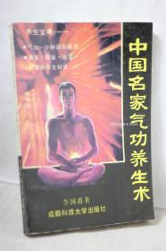 中国名家气功养生术