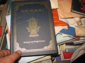 佛学.藏文字典