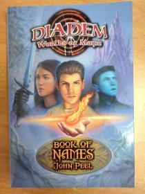 英文原版书: Book of Names (Diadem Worlds of Magic #1)
