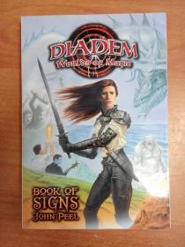 英文原版书: Book of Signs (Diadem Worlds of Magic #2)