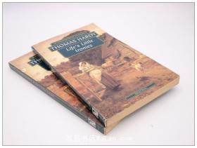 生活小讽刺 Thomas Hardy(托马斯・哈代) Lifes Little Ironies (Wordsworth Classics)英文版