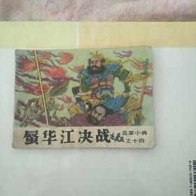 蜃华江决战(岳家小将之十四)