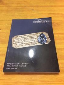Sothebys, magnificent jewels and noble jewel 2018 苏富比,华丽的珠宝和高贵的珠宝 geneva 15 may 2018 日内瓦 2018年5月15日