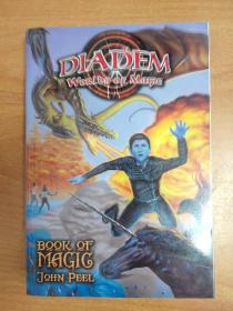 英文原版书: Book of Magic (Diadem Worlds of Magic #3)