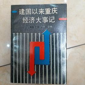建国以来重庆经济大事记