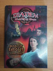 英文原版书: Book of Earth (Diadem Worlds of Magic #5)