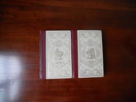 VIE DES AMOUREUSES ILLUSTRES(1、3两册合售,法文原版,精装)