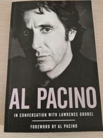 Al Pacino  【英文原版,品相佳】