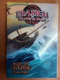 英文原版书: Book of Oceans (Diadem Worlds of Magic #8)