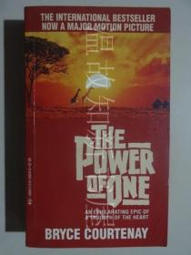 PTHE OWER OF ONE  (正版现货)