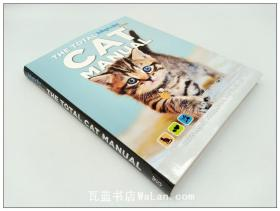 养猫大全 The total cat manual 英文原版